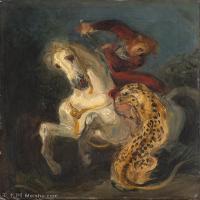 【印刷级】YHR18090174-法国浪漫主义大师德拉克罗瓦Delacroix作品集高清大图下载法国画家油画风景作品高清大图风景油画高清图片-41M-3395X4312 (2)
