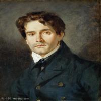 【打印级】YHR18090174-法国浪漫主义大师德拉克罗瓦Delacroix作品集高清大图下载法国画家油画风景作品高清大图风景油画高清图片-40M-3357X4214
