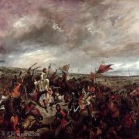 【欣赏级】YHR18090106-法国浪漫主义大师德拉克罗瓦Delacroix作品集高清大图下载法国画家油画风景作品高清大图风景油画高清图片-7M-1874X1464