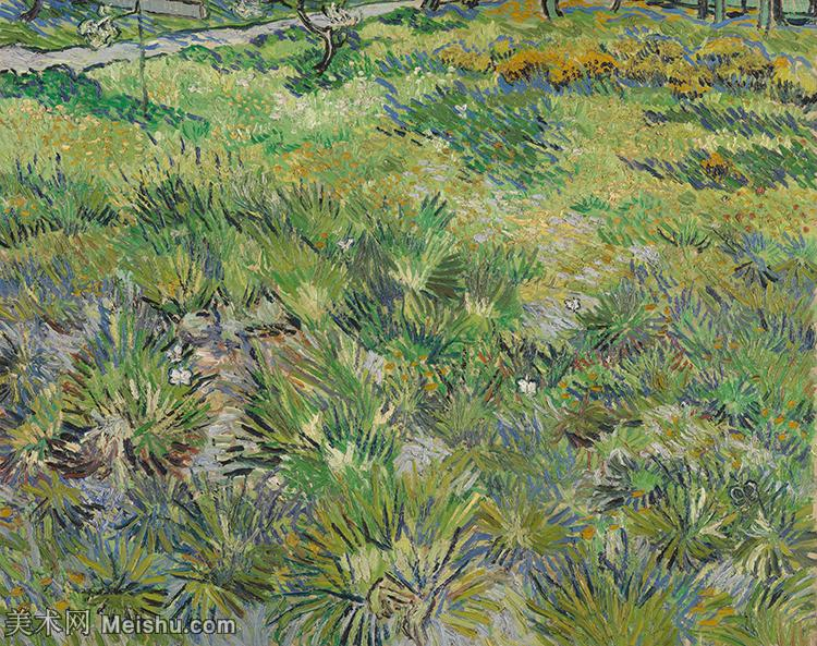 【印刷级】YHR181049303-著名荷兰后印象派画家文森特梵高Vincent van Gogh手稿油画作品图片-Lo
