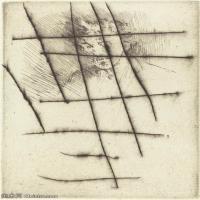 【欣赏级】SMR180840026-美国画家惠斯勒James Abbott McNeill Whistler素描速写作品高清图片-7M-1357X2000