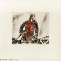 【打印級】YHR151642385-法國著名畫家馬克夏加爾Marc chagall抽象油畫高清圖片印象派油畫作品圖片-23M-2453X3361