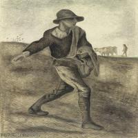 【印刷级】SMR181046136-著名荷兰后印象派画家文森特梵高Vincent van Gogh手稿素描作品图片-Window in the Studio-45M-3500X4558