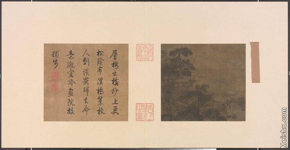 【印刷级】GH6081037古画山水风景马远溪桥策杖图页小品图片-129M-9344X4834.jpg