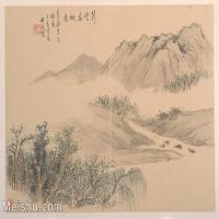 【印刷级】GH6081115古画山水风景清代程庭鹭-小品图片-32M-3944X2868