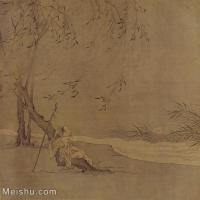 【印刷级】GH6156200古画山水小品图片-27M-3053X3097