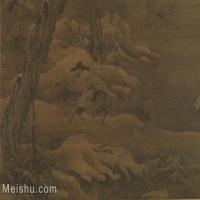 【印刷级】GH7280367古画人物宋 李成镜片图片-70M-5750X4295
