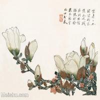 【印刷级】GH6065021古画王概-芥子园画谱册页图片-38M-4000X3367