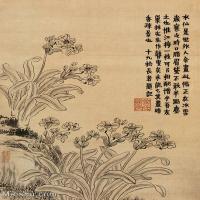 【印刷级】GH6064955古画清金农扬州八怪册页-(8)册页图片-29M-2802X3729_57338183