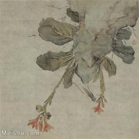 【印刷级】GH6065051古画花卉册页-(8)册页图片-127M-4796X4659