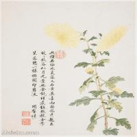 【印刷級】GH6065186古畫項圣謨-(4)冊頁圖片-22M-2422X3200