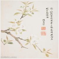 【印刷级】GH6065184古画项圣谟-(2)册页图片-22M-2422X3200