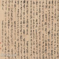 【欣赏级】GH6065146古画鉴衡兰蕙春色册页-(30)册页图片-11M-2172X1337