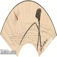 【印刷级】JXD6193947近现代国画草虫昆虫-齐白石全集图片-52M-