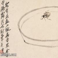 【印刷级】JXD6194077近现代国画草虫昆虫-齐白石全集图片-22M-