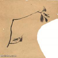 【印刷级】JXD6194117近现代国画草虫昆虫-齐白石全集图片-35M-