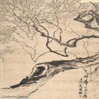 【打印级】JXD6193386近现代国画草木植物-齐白石全集图片-45M-