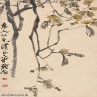 【打印级】JXD6193399近现代国画草木植物-齐白石全集图片-49M-