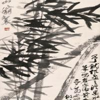 【打印级】JXD6193357近现代国画草木植物-齐白石全集图片-68M-