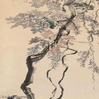【打印级】JXD6193393近现代国画草木植物-齐白石全集图片-119M-