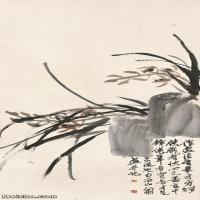 【打印级】JXD6193317近现代国画草木植物-齐白石全集图片-42M-