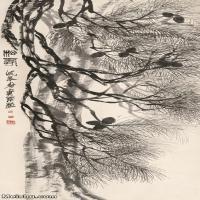 【打印级】JXD6193305近现代国画草木植物-齐白石全集图片-43M-