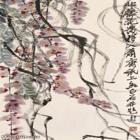 【打印级】JXD6193331近现代国画草木植物-齐白石全集图片-68M-