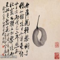 【打印级】JXD6192823近现代国画齐白石作品小品图片-18M-