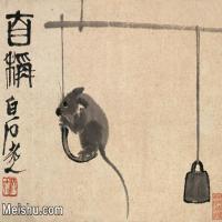 【欣赏级】JXD6192702近现代国画齐白石作品小品图片-5M-