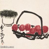 【打印级】JXD6192890近现代国画齐白石作品小品图片-35M-