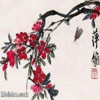 【欣赏级】JXD6192670近现代国画齐白石作品小品图片-8M-