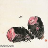 【欣赏级】JXD6192678近现代国画齐白石作品小品图片-7M-