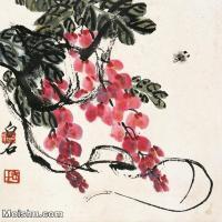 【欣赏级】JXD6192749近现代国画齐白石作品小品图片-8M-
