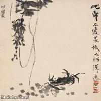 【打印级】JXD6192858近现代国画齐白石作品小品图片-26M-