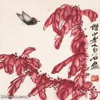【打印級】JXD6192769近現代國畫齊白石作品小品圖片-43M-