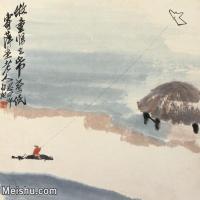 【欣赏级】JXD6192712近现代国画齐白石作品小品图片-5M-
