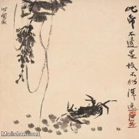 【打印级】JXD6192876近现代国画齐白石作品小品图片-42M-