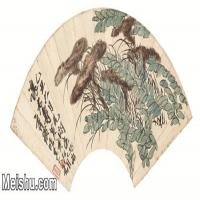 【打印级】JXD6193387近现代国画草木植物-齐白石全集图片-62M-