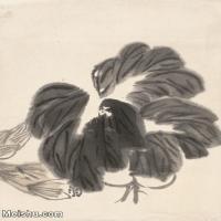 【打印级】JXD6193846近现代国画静物-齐白石全集图片-89M-