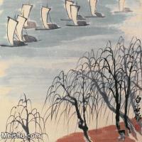 【欣赏级】JXD6192688近现代国画齐白石作品小品图片-7M-