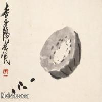 【打印级】JXD6193836近现代国画静物-齐白石全集图片-37M-