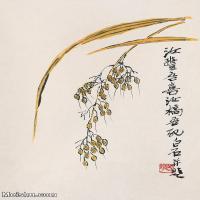 【欣赏级】JXD6192783近现代国画齐白石作品小品图片-19M-