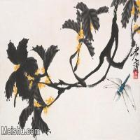 【打印级】JXD6192792近现代国画齐白石作品小品图片-16M-