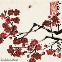 【欣赏级】JXD6192654近现代国画齐白石作品小品图片-8M-