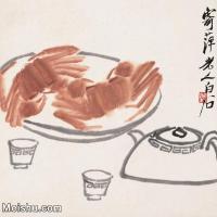 【打印级】JXD6192820近现代国画齐白石作品小品图片-25M-