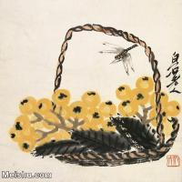 【欣赏级】JXD6192665近现代国画齐白石作品小品图片-8M-