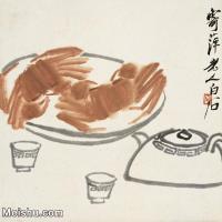 【欣赏级】JXD6192674近现代国画齐白石作品小品图片-7M-