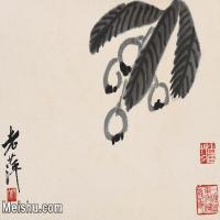【打印级】JXD6192835近现代国画齐白石作品小品图片-18M-