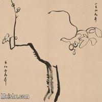 【打印级】JXD6193343近现代国画草木植物-齐白石全集图片-30M-