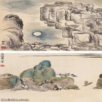 【欣赏级】JXD6192709近现代国画齐白石作品小品图片-5M-